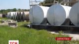 На Днепропетровщине налоговики изъяли самодельного бензина на 25 млн гривен