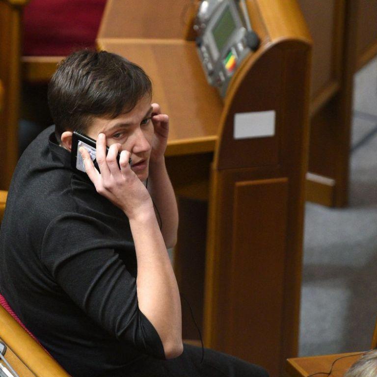 Хто стоїть за Савченко: ТСН зібрала думки політиків про таємничих кураторів і спецслужби