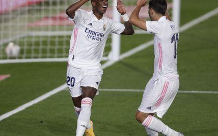 """""""Реал"""" впевнено розібрався з """"жабами"""" та вибився в лідери Чемпіонату Іспанії"""
