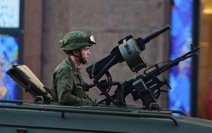 В оккупированном Россией Крыму военные проводят стрельбы