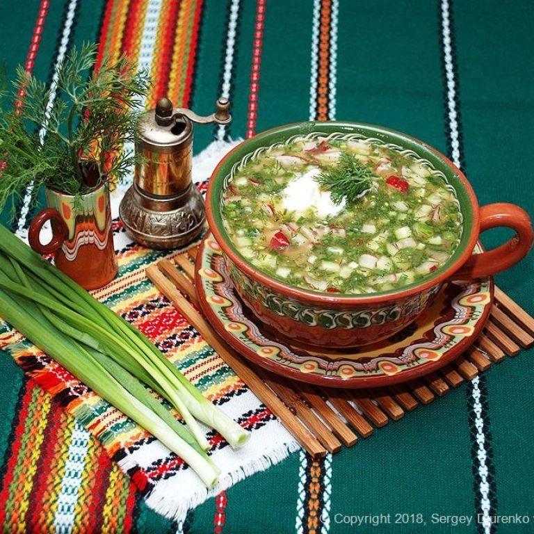 За рік вартість окрошки зросла на 6%: у скільки обійдеться приготування літнього супу