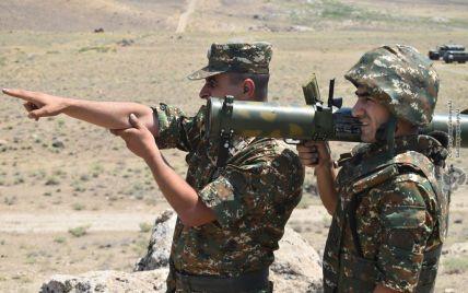 На границе Армении и Азербайджана снова стреляют: есть потери с обеих сторон
