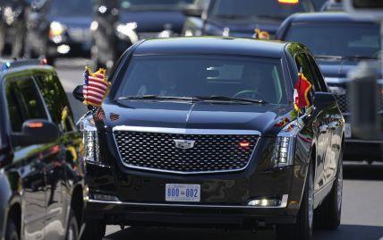 У Путина - 18, у Байдена - 45: на каких кортежах президенты приехали в Женеву