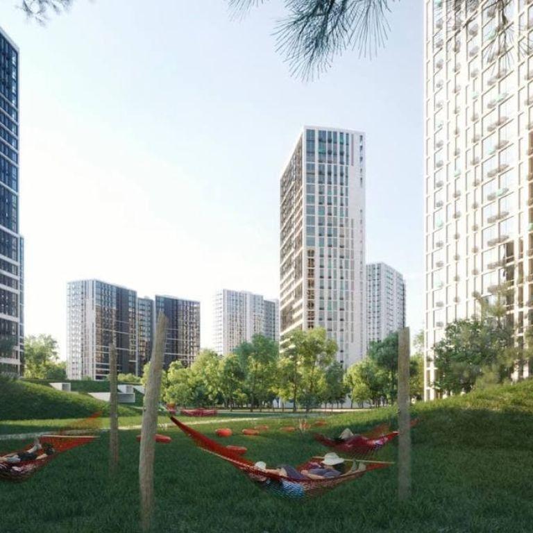 Парк на 37 гектаров, новая школа и сады — Киевсовет принял ДПТ на Кондратюка