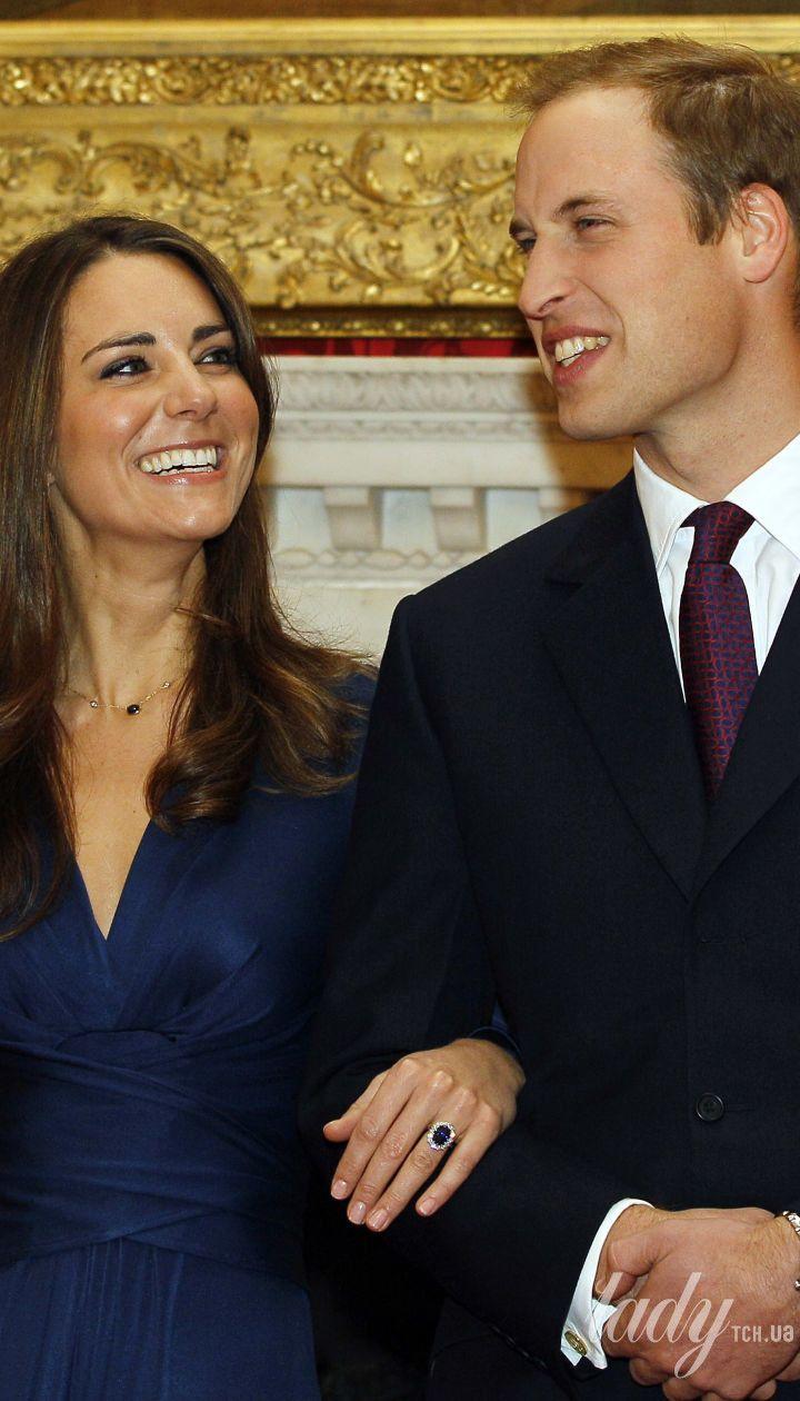Принц Вільям і герцогиня Кембриджська / © Associated Press