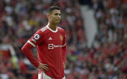 """Холодний душ для Роналду: """"Манчестер Юнайтед"""" сенсаційно програв швейцарському клубу в Лізі чемпіонів (відео)"""