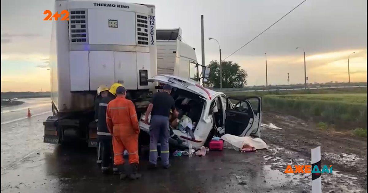 """ДТП с дорог Украины – """"ДжеДАИ"""" за 9 июня 2021 года"""