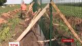 На Харьковщине уже появились масштабные пограничные инженерные сооружения
