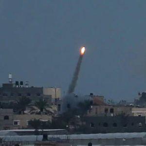 Ізраїль заявив про невдалі запуски ракет з боку Палестини