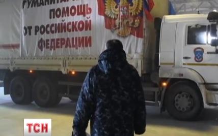 """Дорогою на Донбас та назад у Росію місія ОБСЄ недорахувалася половини вантажівок """"гумконвою"""""""