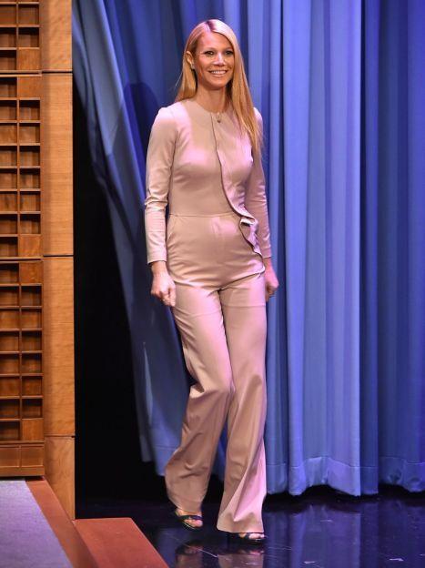 Гвинет Пэлтроу на шоу The Tonight Show / © Getty Images/Fotobank
