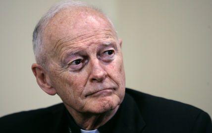 Экс-кардинала Ватикана впервые обвинили в изнасиловании подростка