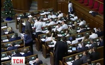 Парламент у першому читанні підтримав урядовий законопроект про податкову реформу