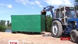 Одесские экологи вооружились тяжелой техникой и пошли против застройщиков в заповедной зоне