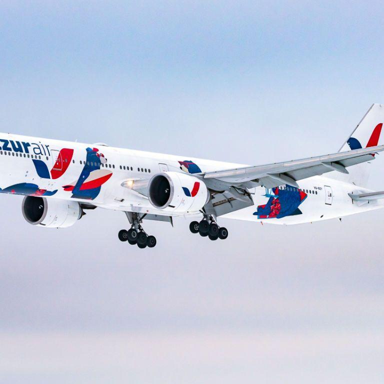 У Росії в пасажирського Boeing під час посадки спалахнула стійка шасі
