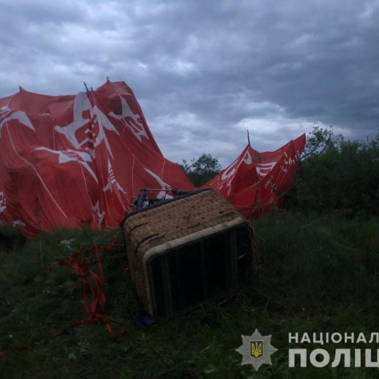 Чи був тверезим пілот повітряної кулі і що призвело до падіння: нові подробиці трагедії на фестивалі в Кам'янці-Подільському