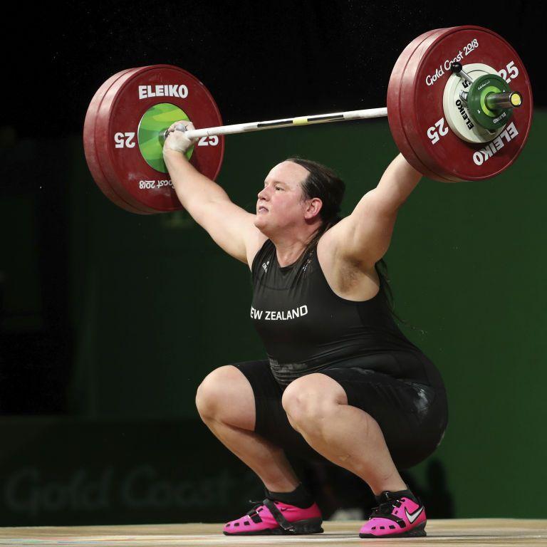 Впервые за всю историю соревнований: на Олимпийских играх выступит трансгендерная женщина-штангистка