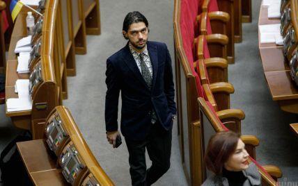 """Гео Лерос обвиняет Зеленского в давлении на депутатов для исключения его из фракции """"Слуги народа"""""""