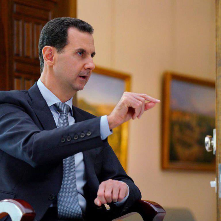 На посту 21 год: Башар Асад снова победил на выборах в Сирии