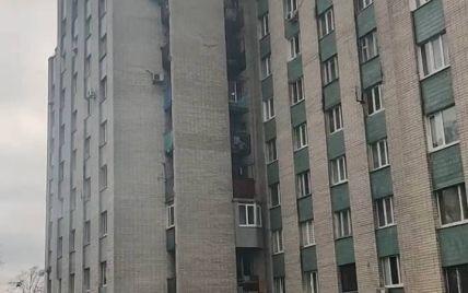 У Харкові загорілася квартира на дев'ятому поверсі багатоповерхівки: загинув власник оселі