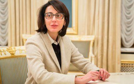 Глава Нацполиции Деканоидзе обвинила ГПУ во лжи