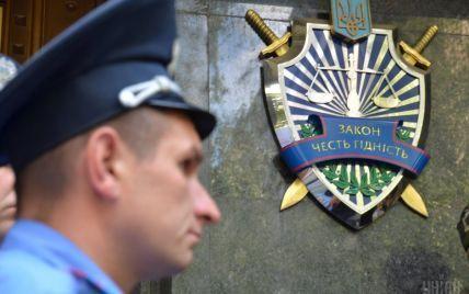В ГПУ рассказали подробности о самоубийстве резервиста на Черниговщине