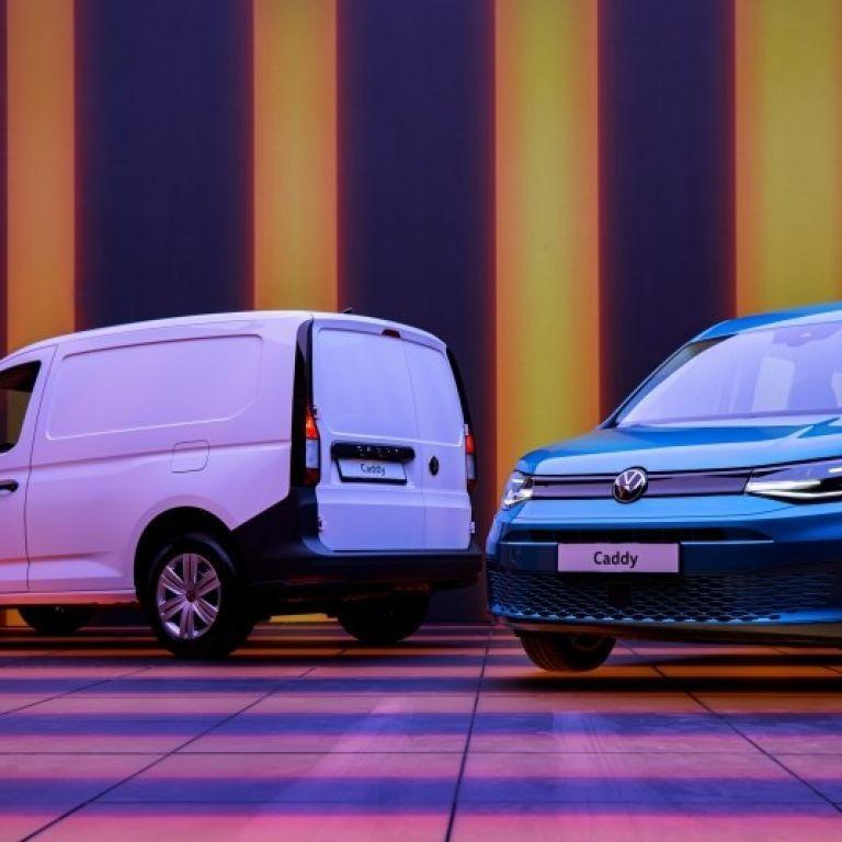 В Україні презентували новий Volkswagen Caddy: названо вартість