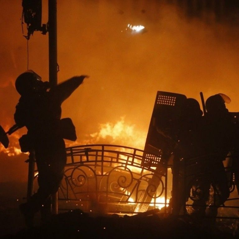 """""""Так пав режим Януковича"""": Турчинов згадав події 18-20 лютого до річниці перемоги Революції Гідності"""
