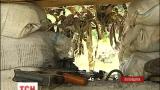 Боевики обстреляли 29-й блокпост на Бахмутской трассе