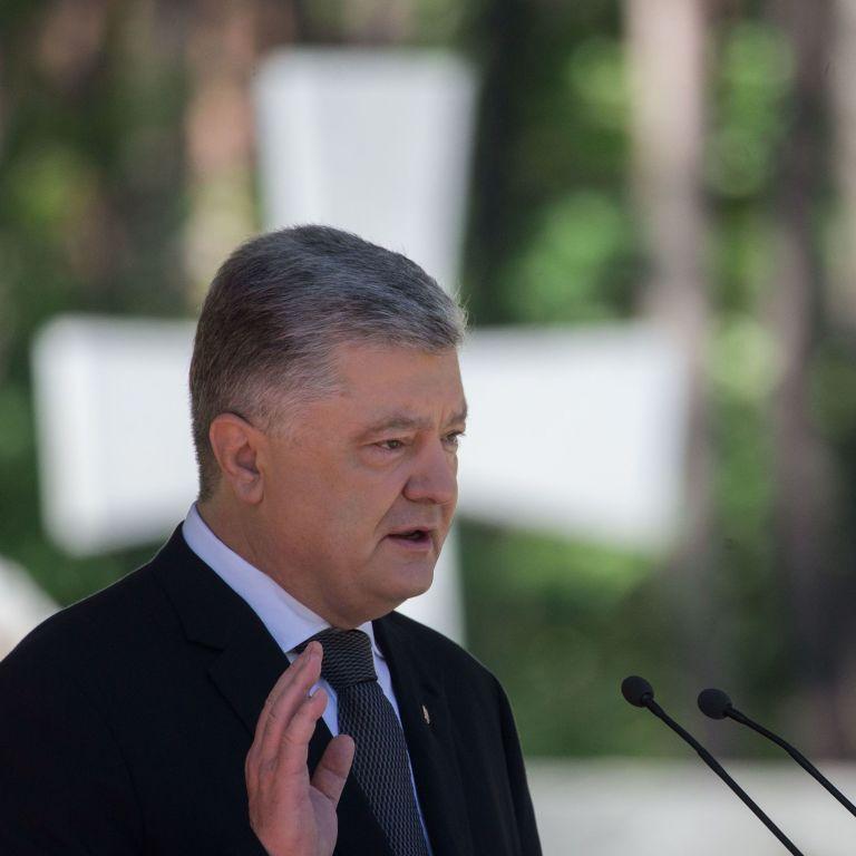 В глаза его не видел: Порошенко прокомментировал повестку пограничнику, который якобы его выпустил из страны