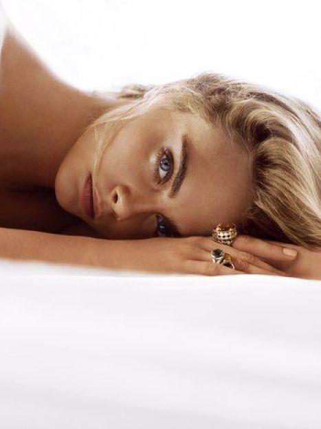 Кара Делевинь в рекламной кампании бренда John Hardy сезона весна-лето 2015 / ©