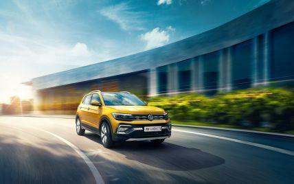 Volkswagen начал продажи компактного и одновременно дешевого кроссовера