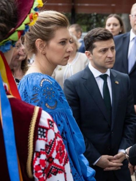 Елена Зеленская/president.gov.ua / ©