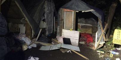 Омбудсмен призвала Авакова взять под контроль расследование нападения на лагерь ромов во Львове