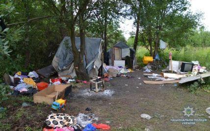 Полиция возбудила уголовное производство из-за нападения на ромов во Львове. Виновным грозит пожизненное