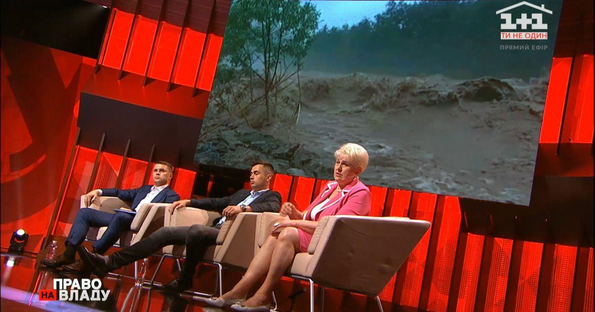 Вырубленное высокогорье - причина масштабного бедствия на Прикарпатье