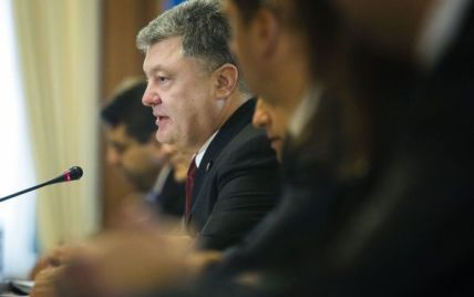 Порошенко требует судебных приговоров по делам о преступлениях на Майдане