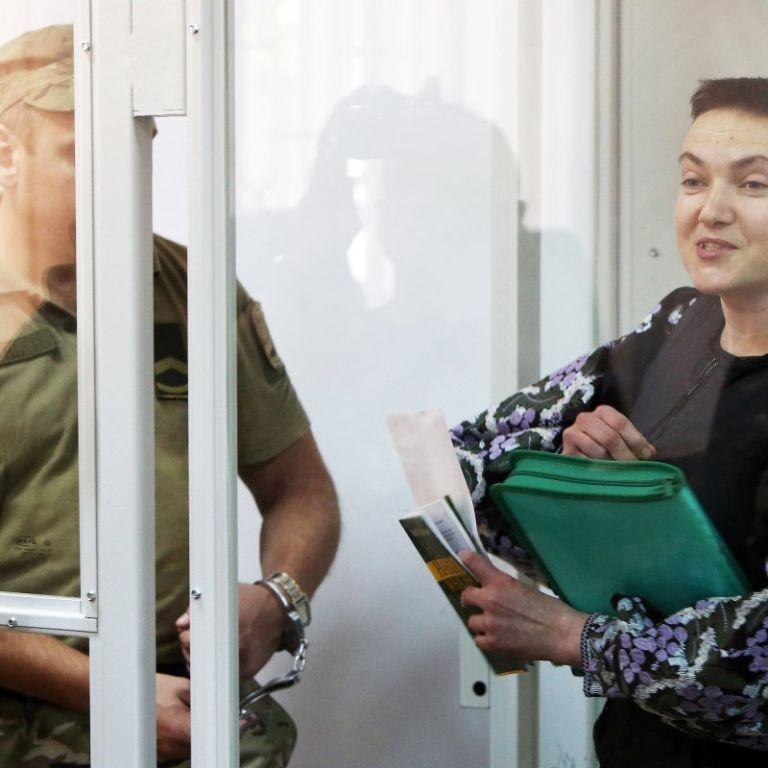Верховний суд визначив, де судитимуть Савченко