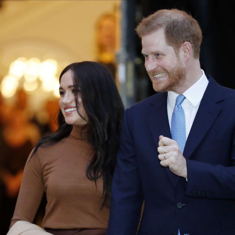 Принц Гарри и Меган назвали новорожденную дочь в честь покойной принцессы Дианы