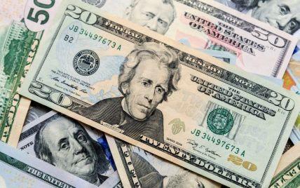Курс долара і євро на 26 липня