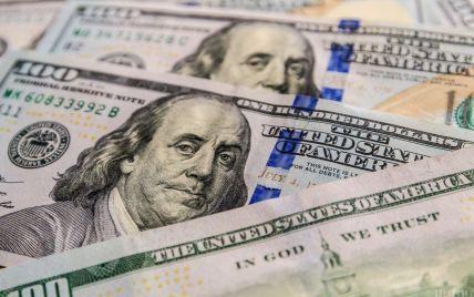 Курс долара і євро на 27 серпня