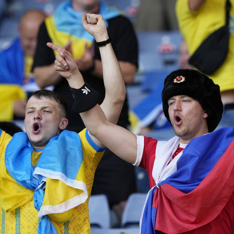 Швеція Україна Євро 2020: російський фанат з триколором прийшов на матч  України та поплатився за провокацію — Спорт — tsn.ua