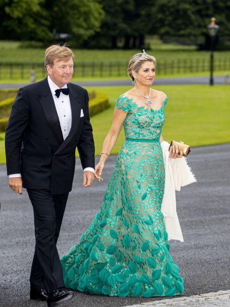 Королева Максима и король Виллем Александр / © Getty Images