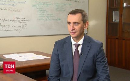 Украина тестирует на коронавирус больше, чем Польша — Ляшко