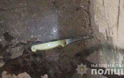 В Запорожье на улице подрезали мужчину и женщину