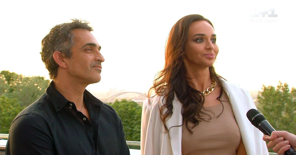 Мария Фокина представила своего нового мужа