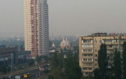 В СЭС сообщили о положительных изменениях в воздухе над Киевом