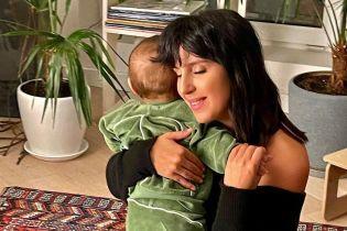 Джамала вперше показала обличчя 10-місячного сина