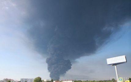 Вредные вещества в воздухе Киева превышают норму в четыре раза