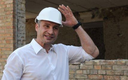 Кличко звільнив відповідальних за обвал Шулявського шляхопроводу